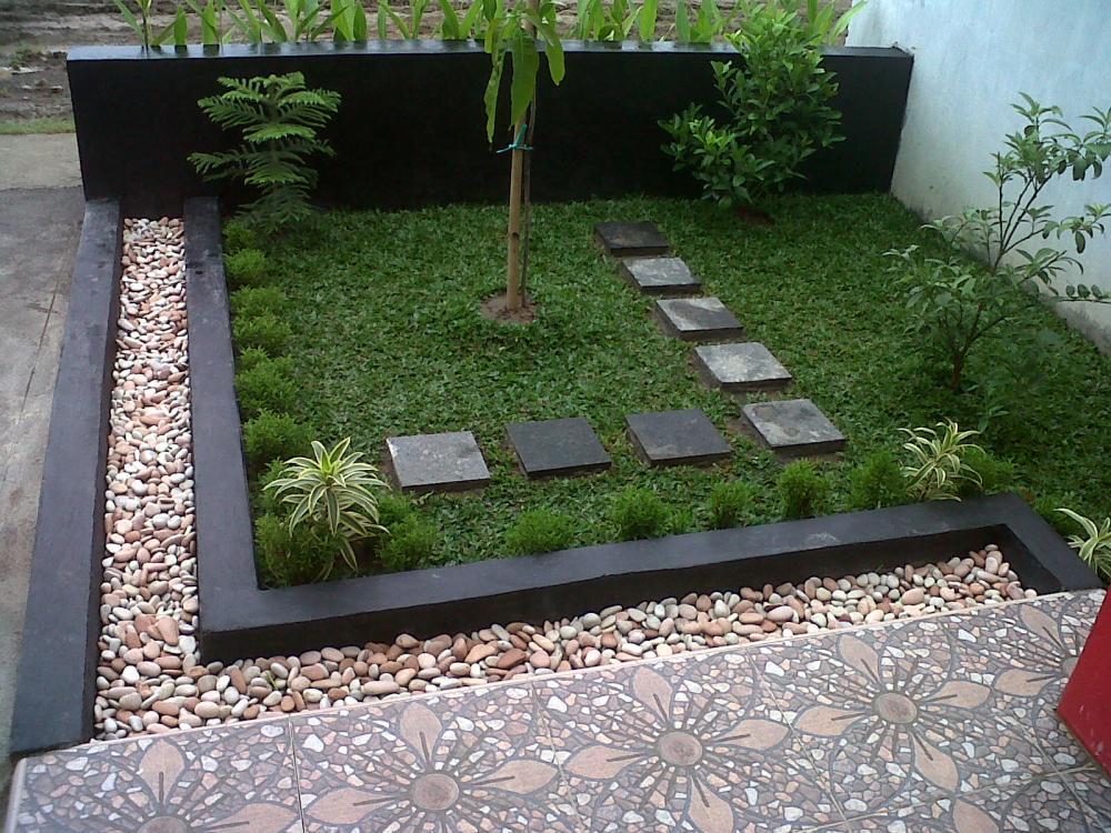 jasa pembuatan taman murah dan bagus